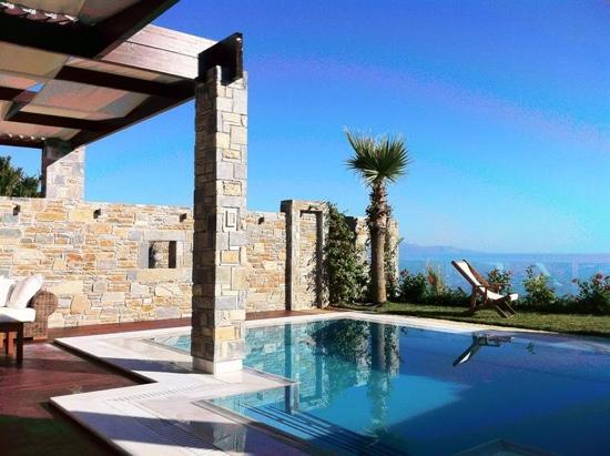 Porto Zante Villas & Spa: Our private pool