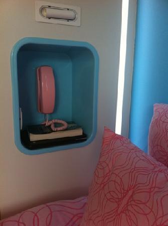 โรงแรม นโฮว เบอร์ลิน: Room