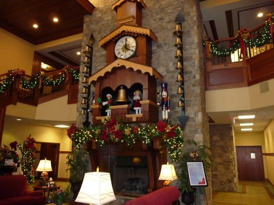 写真The Inn at Christmas Place枚
