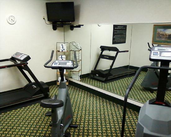 Hampton Inn Shelbyville : Fitness
