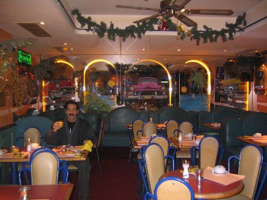 Ibis Styles Geneve Mont Blanc: Restaurante no hotel