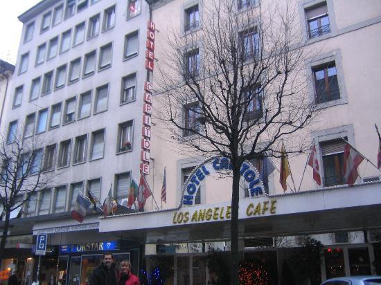Ibis Styles Geneve Mont-Blanc: Fachada
