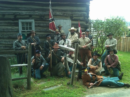 Monroe, NY: Civil war weekend