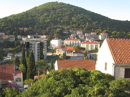 Begovic Boarding House: vista desde la habitacion
