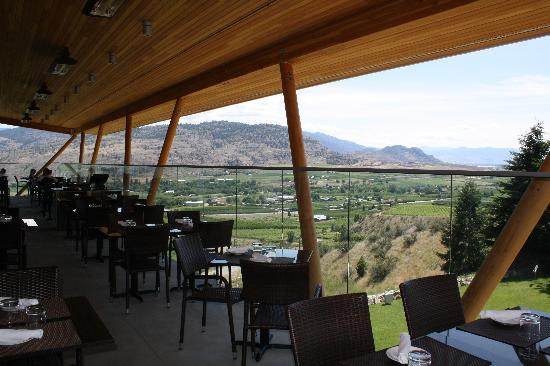 Miradoro Restaurant: Breathtaking views from the terrace