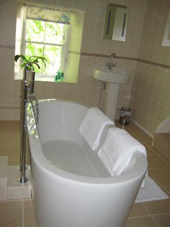 Linden House B&B: Linden House Excellent bathroom