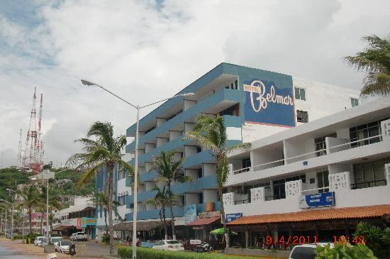 Hotel Belmar: Street View