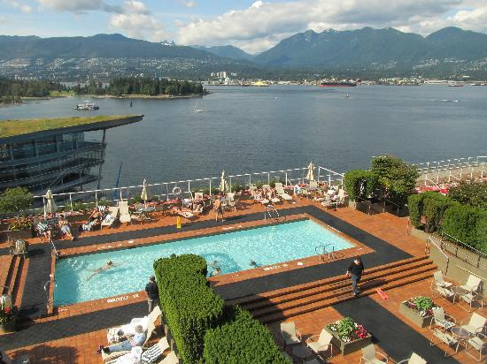 Waterfront Hotel Vancouver Canada