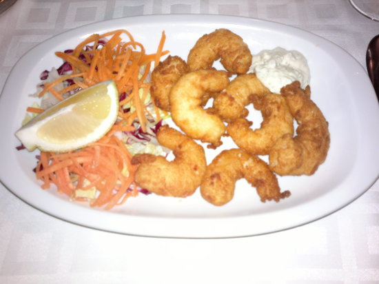 Portofino : Deep Fried Prawn (Starter)...