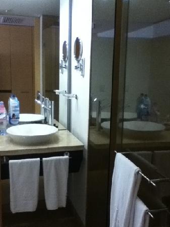 Movich Las Lomas Hotel : Baño