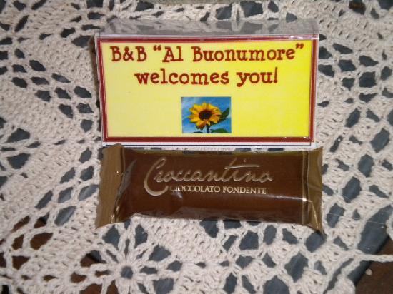 B&B Al Buonumore: un dolce benvenuto ai nostri ospiti