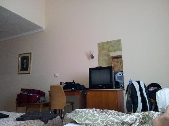 camera, Hotel Telegrafo, L'Avana