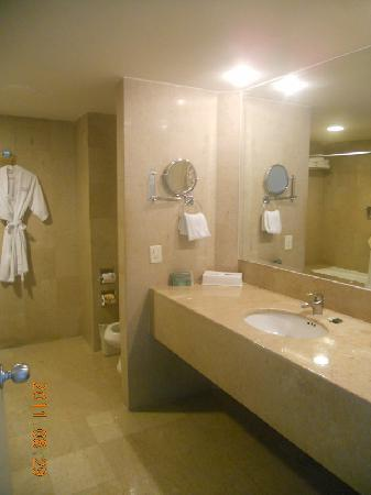 Holiday Inn Guadalajara Select: Bathroom