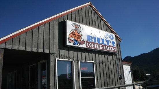 Bongo Billy's Cafe: Bongo Billy's
