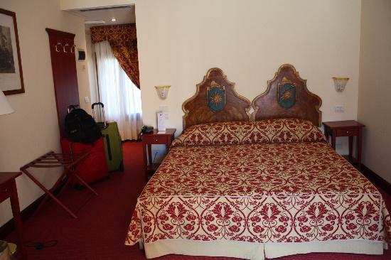 Hotel Al Sole : Our Room