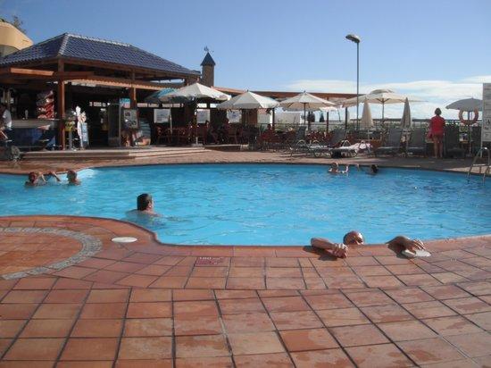 HOVIMA Santa Maria: the hotel pool