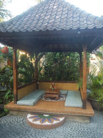 Shankari's Bali Retreat: cabana