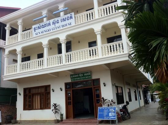 Sun Sengky Guest House: sun sengky Guset house
