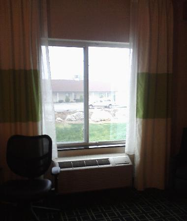 Fairfield Inn & Suites Harrisburg West: windows