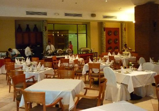 Holiday Inn Managua - Convention Center: Restaurante