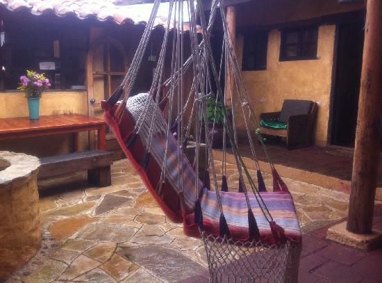 Posada del Abuelito: Hammock Swing