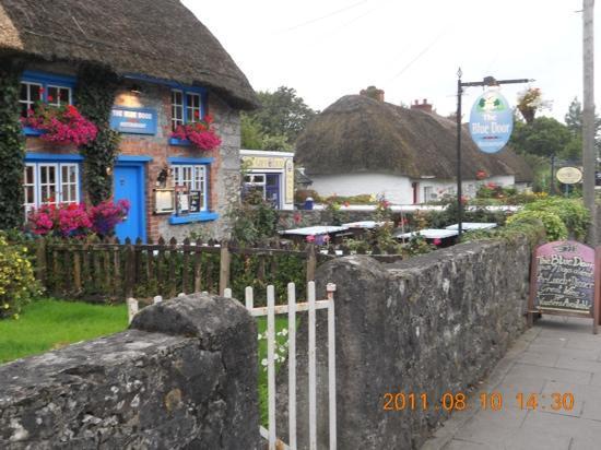 The Blue Door Restaurant, Adare, Ireland