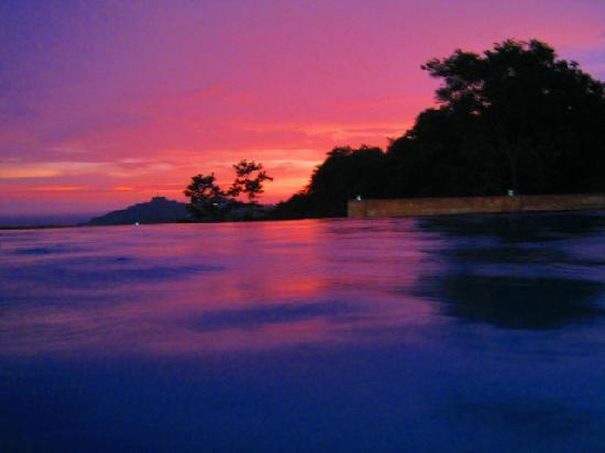คาซ่า เดอ โอลาส โฮเต็ล: Sunset
