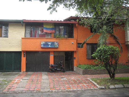 Palm Tree Hostal Medellin: The hostel