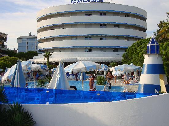 Hotel Corallo: dalla spiaggia