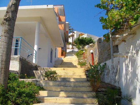 Villa Vasilis: на пути к отелю