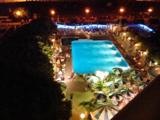 Hotel Corallo: dalla camera non e' meraviglioso?
