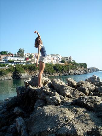 Villa Vasilis: ближний пляж