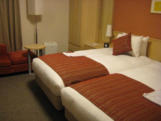 โรงแรมริชมอนด์ อาโอมอรี่: ゆったりと落ち着けるお部屋