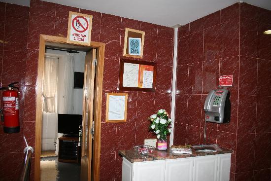Residencial Flor Braganca: Recepcion