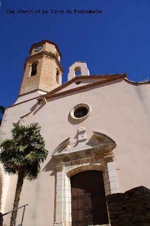 Salou Downhill Bikes: church