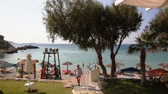 Hotel Hera II: Glicorisa bay beach