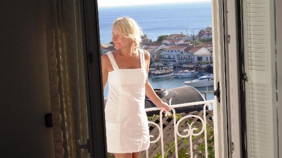 Hotel Hera II: Beutiful view