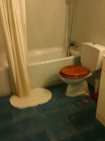 Hotel La Ventana: bathroom, pure luxury ! 260 euros !!!