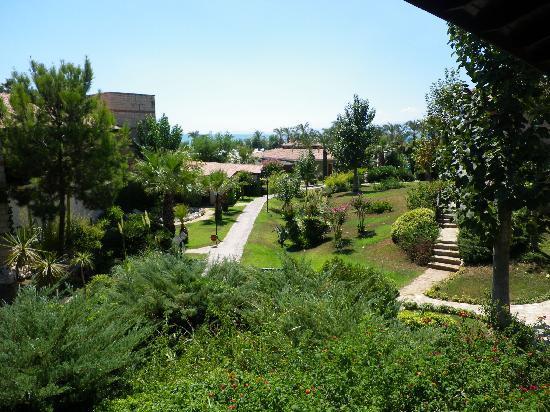 Paloma Grida Resort & Spa: Le complexe (1 vue parmi d'autres)