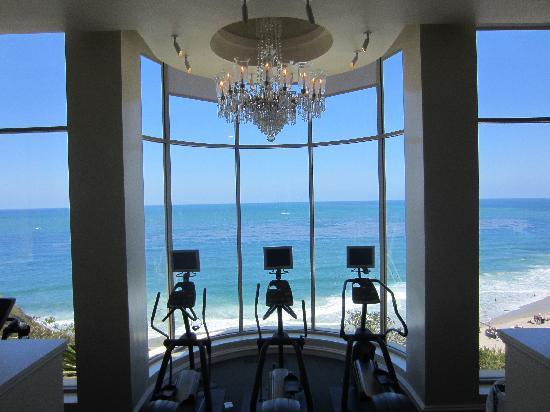 The Ritz-Carlton, Laguna Niguel: Fitness Room
