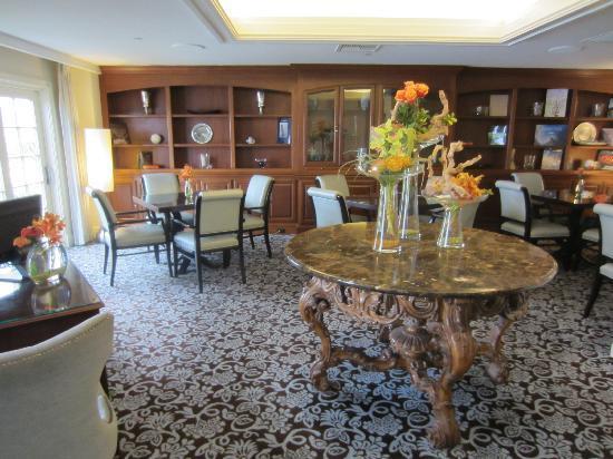 The Ritz-Carlton, Laguna Niguel: Club Floor