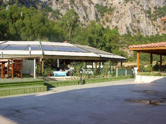 Ortaca, Turquía: Restaurant