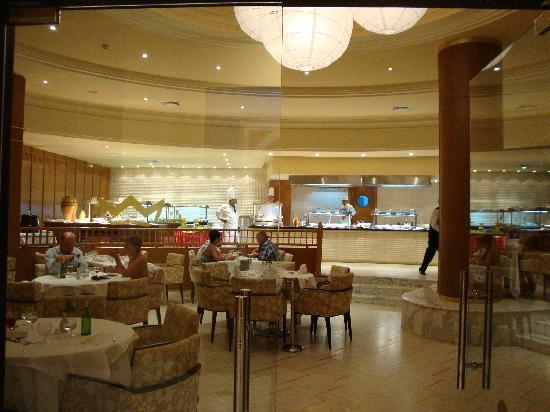STEIGENBERGER Kantaoui Bay: le restaurant asiatique