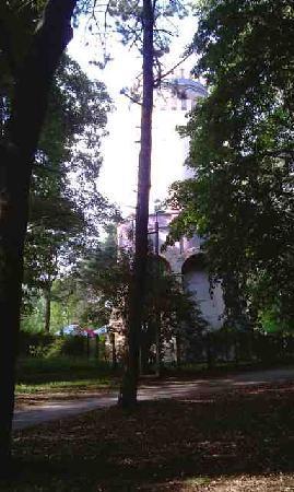 Bismarck Tower: Tower1