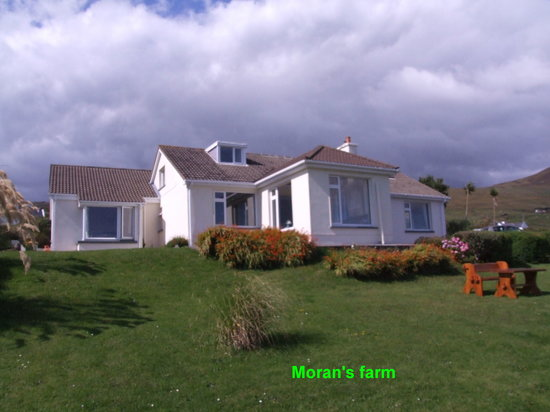 Morans Farmhouse: Moran's farm house