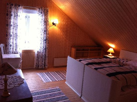 Skagakaia: One of the new rooms with private bathroom