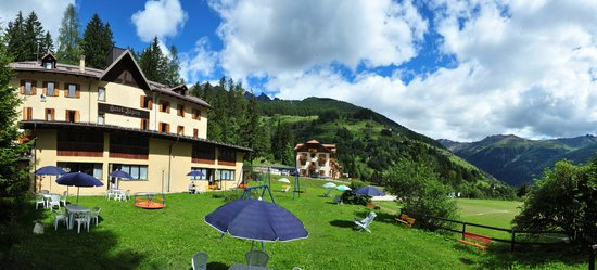Hotel Alpen: panoramica