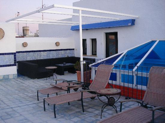 Casa Alborada: terrazza