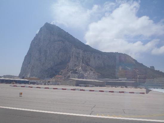 Gibraltar : The rock