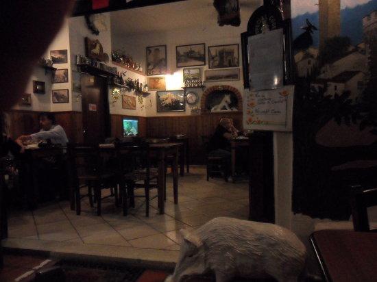 Pereta, إيطاليا: interno